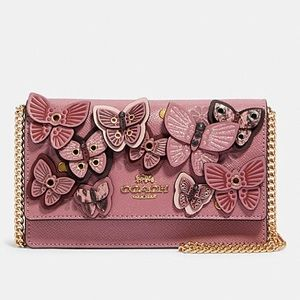 Coach Butterfly Convertible Belt Bag/Crossbody